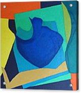 Sonata Acrylic Print by Diane Fine