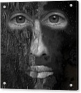 Soul Emerging Acrylic Print by Michael Hurwitz