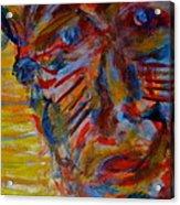 Soul Searching Acrylic Print by Abram Freitas
