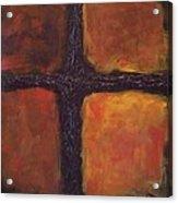 Southern Cross Acrylic Print by Jim Ellis