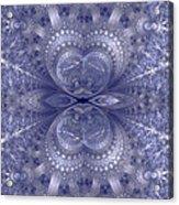 Sparkling Acrylic Print by Sandy Keeton
