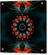 Spiritual Magic Acrylic Print by Hanza Turgul