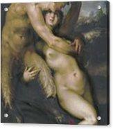 Spranger, Bartholomaeus 1546-1611 Acrylic Print by Everett