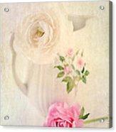 Spring Romance Acrylic Print by Darren Fisher
