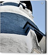 St Augustine Lighthouse - Angels And Ghosts Acrylic Print by Christine Till