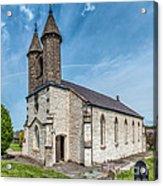 St Michael Church Acrylic Print by Adrian Evans