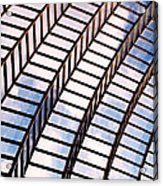 Stairway To Heaven Acrylic Print by Rona Black