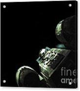 Star Wars X-wing Acrylic Print by Micah May