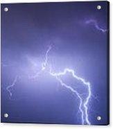 Storm Chase Six Twenty Eight Thirteen Acrylic Print by James BO  Insogna