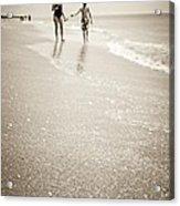 Summer Memories Acrylic Print by Edward Fielding
