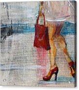 Summer Rain  Acrylic Print by Jani Freimann