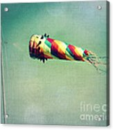 Summer Wind Acrylic Print by Perry Webster