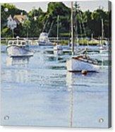Summer's Eve Acrylic Print by Karol Wyckoff