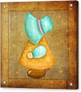 Sunbonnet Sue Acrylic Print by Brenda Bryant