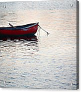 Sunrise At Sakonnet Point Part II Acrylic Print by Andrew Pacheco