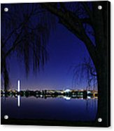 Swamp Land No More Acrylic Print by Metro DC Photography