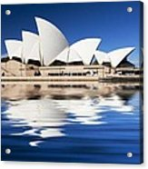 Sydney Icon Acrylic Print by Avalon Fine Art Photography