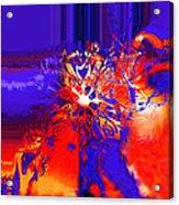 Target Acrylic Print by Vagik Iskandar