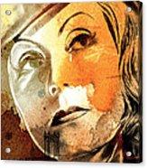 Tears In My Eyes Acrylic Print by Stefan Kuhn