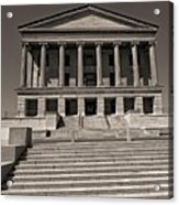 Tennessee Capitol Building Acrylic Print by Dan Sproul