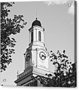 Tennessee Tech University Derryberry Hall Acrylic Print by University Icons