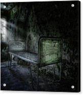 The Asylum Project - Seven Acrylic Print by Erik Brede