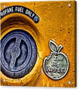 The Big Apple Acrylic Print by John Farnan