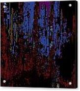 The Binge Acrylic Print by Tim Allen