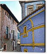 The Blue House Acrylic Print by RicardMN Photography