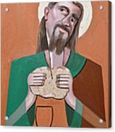 The Bread Of Life Acrylic Print by Anthony Falbo