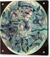 The Ceramic Bowl Acrylic Print by Martha Nelson