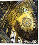 The Church Of Our Savior On Spilled Blood 2 - St. Petersburg - Russia Acrylic Print by Madeline Ellis