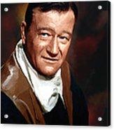 The Duke Acrylic Print by Robert Wheater