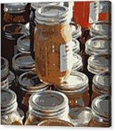 The Farmers Market Acrylic Print by Karyn Robinson