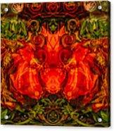 The Fates Acrylic Print by Omaste Witkowski