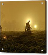 The Fog Of War #1 Acrylic Print by Metro DC Photography