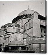The Hagia Sophia Acrylic Print by Shaun Higson