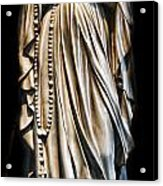 The Immaculate Conception Acrylic Print by Lee Dos Santos