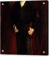 The Late Major E.c. Harrison As A Boy Acrylic Print by John Singer Sargent
