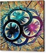 The Nest Acrylic Print by Anastasiya Malakhova