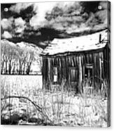 The Old Homestead Acrylic Print by Cat Connor