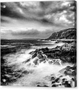 The Power Of Nature Acrylic Print by John Farnan