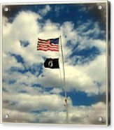The Price Of Freedom Acrylic Print by Glenn McCarthy Art and Photography