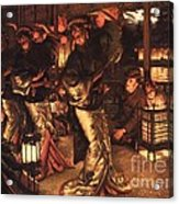 The Prodigal Son In Foreign Climes Acrylic Print by Pg Reproductions