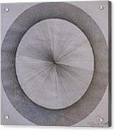 The Shape Of Pi Acrylic Print by Jason Padgett