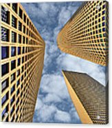The Sky Is The Limit Acrylic Print by Ron Shoshani