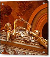 The Tombs At Les Invalides - Paris France - 011319 Acrylic Print by DC Photographer