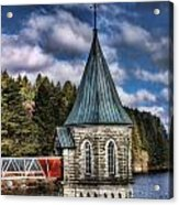 The Valve Tower Acrylic Print by Steve Purnell