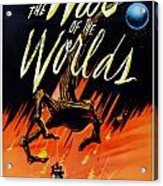 The War Of The Worlds Acrylic Print by Georgia Fowler