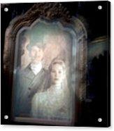 The Widow Acrylic Print by Ryan Crane